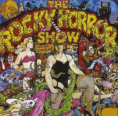 Rocky Horror Show Original London Cast Recording
