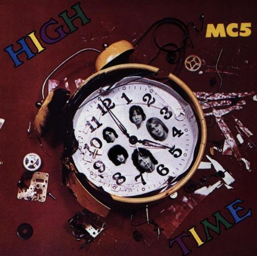 Mc5 High Time CD R