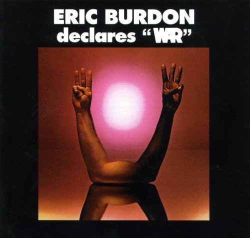 Eric & War Burdon Eric Burdon Declares 'war'
