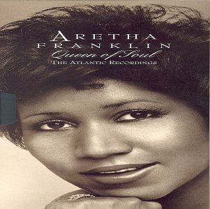 Aretha Franklin Queen Of Soul Atlantic Record Incl. 80 Pg. Booklet 4 CD Set
