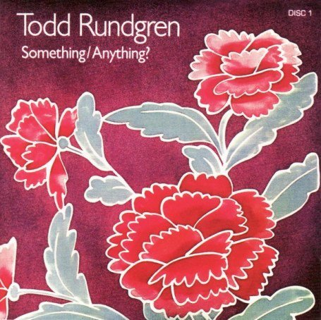 Todd Rundgren Something Anything? 2 CD Set