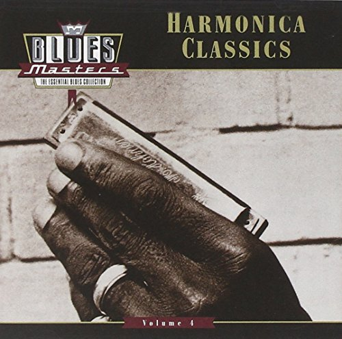 Blues Masters Vol. 4 Harmonica Classics Williamson Wells Howlin' Wolf Blues Masters
