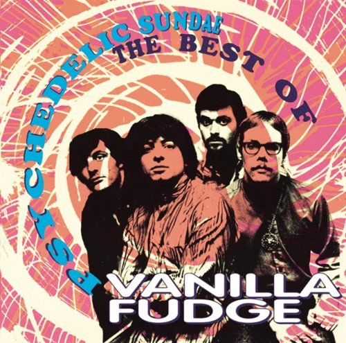 Vanilla Fudge Psychedelic Sundae Best Of Va CD R