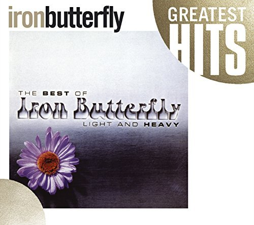 Iron Butterfly Light & Heavy Best Of Iron But