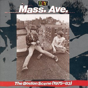 D.I.Y. Mass. Ave. Boston Scene (1975 Alexander Real Kids Lyres Cars D.I.Y