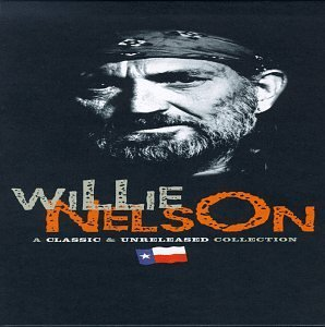 Willie Nelson Classic & Unreleased Collectio Incl. 36 Pg. Booklet 3 CD 4 Cass Set
