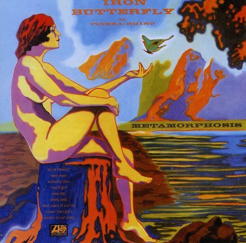 Iron Butterfly Metamorphosis