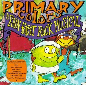 Primary Colors Rain Forest Rock Musical