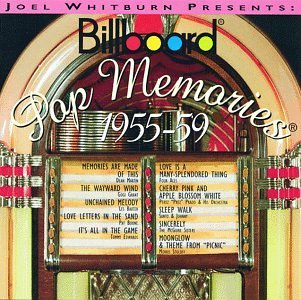 Billboard Pop Memories 1955 59 Billboard Pop Memories Martin Grant Boone Four Aces Billboard Pop Memories