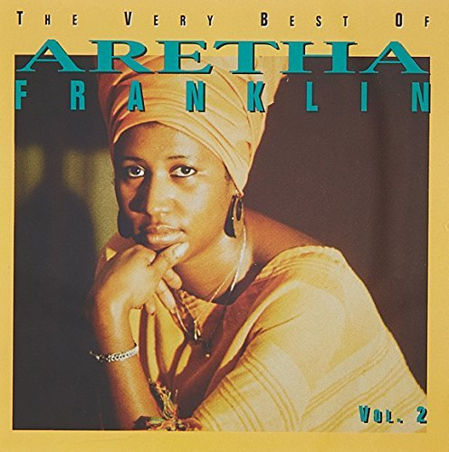 Aretha Franklin Vol. 2 Very Best Of Import Eu