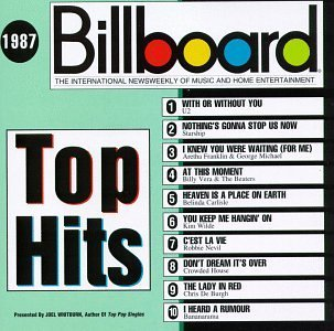 Billboard Top Hits 1987 Billboard Top Hits Franklin Michael Crowded House Billboard Top Hits