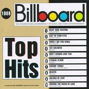 Billboard Top Hits 1989 Billboard Top Hits Bad English Bangles Martika Billboard Top Hits