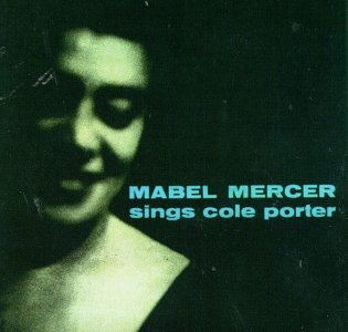 Mabel Mercer Sings Cole Porter CD R