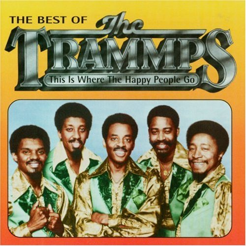 Trammps Best Of This Is Where The Happ CD R