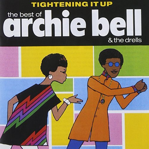 Archie & Drells Bell Best Of Tightening It Up CD R