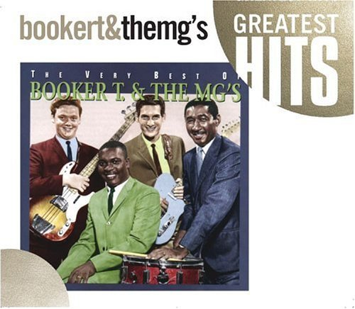 Booker T. & The Mg's Very Best Of Booker T. & The M Very Best Of Booker T. & The M