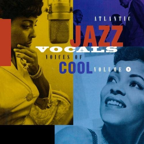 Voices Of Cool Vol. 2 Atlantic Jazz Vocals Darin Torme Mcrae Franklin Voices Of Cool