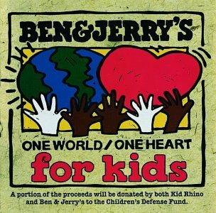 Ben & Jerry Ben & Jerry's One World One He
