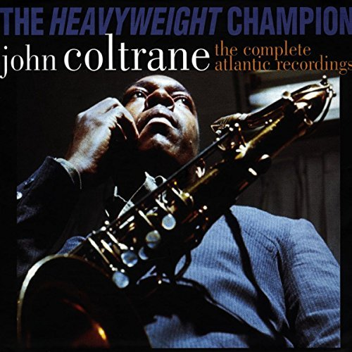 John Coltrane Heavyweight Champion Complete Incl. 72 Pg. Hardcover Book