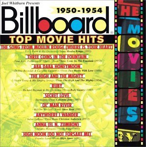 Billboard Top Movie Hits 1950 54