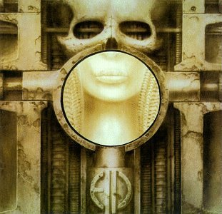 Emerson Lake & Palmer Brain Salad Surgery