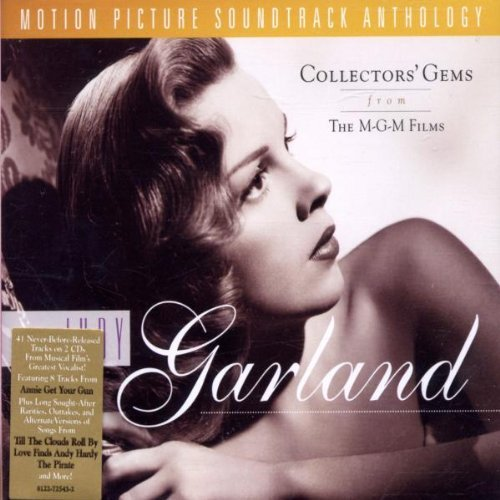 Garland Judy Collector's Gems From The M G 2 CD Set