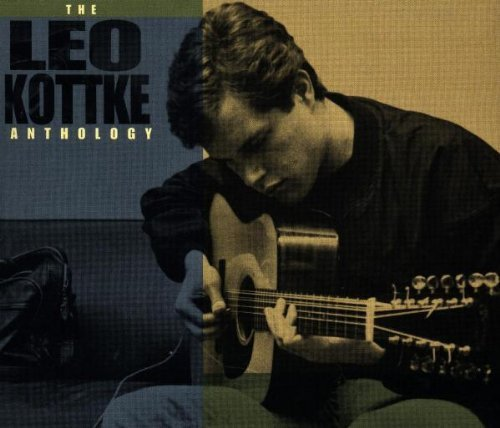 Kottke Leo Leo Kottke Anthology 2 CD Set