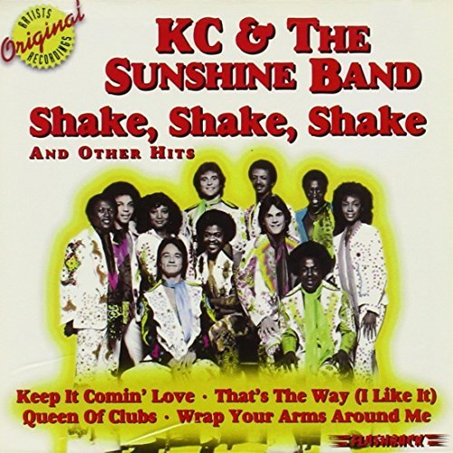 K.C. & The Sunshine Band Shake Shake Shake