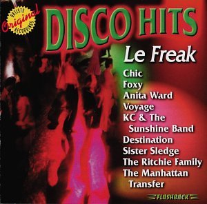 Disco Hits Le Freak Disco Hits
