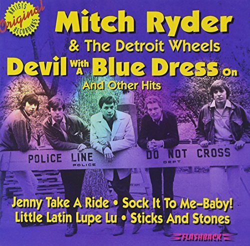 Mitch & The Detroit Whee Ryder Devil With The Blue Dress On