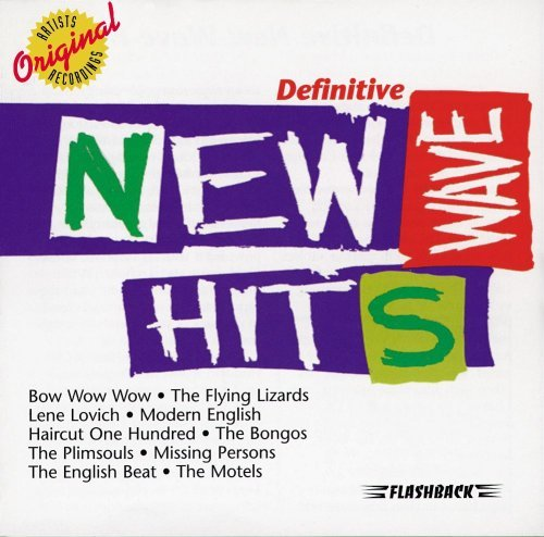 Definitive New Wave Hits Definitive New Wave Hits