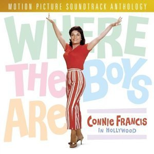 Connie Francis Where The Boys Are (mgm Compil CD R