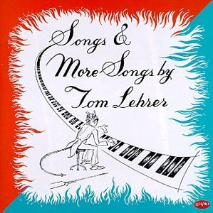 Tom Lehrer Songs & More Songs By Tom Lehr