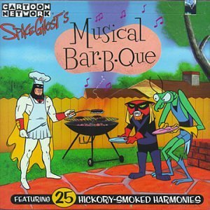Space Ghost's Musical Bar B Qu 25 Hickory Smoked Harmonies