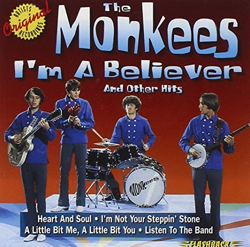 Monkees I'm A Believer & Other Hits