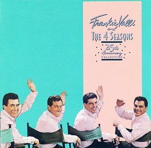 Frankie Valli & The Four Seasons 25th Anniversary Collection 3 CD Set