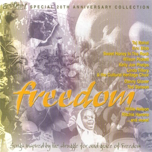 Freedom Earthbeat! Records' Sp Freedom Earthbeat! Records' Sp Bibb Tillery Taj Mahal