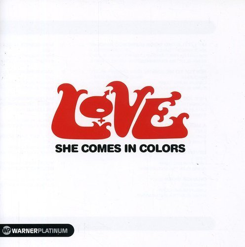 Love She Comes In Colors Platinum C Import Eu Remastered