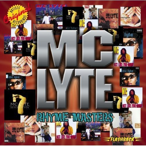 Mc Lyte Rhyme Masters