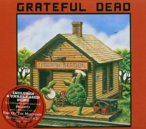 Grateful Dead Terrapin Station Remastered Incl. Bonus Tracks