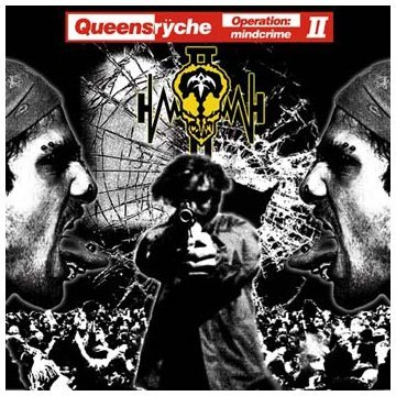 Queensrÿche Operation Mindcrime Ii CD R
