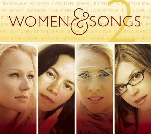 Women & Songs Vol. 2 Women & Songs Jewel Loeb Madonna Brandy