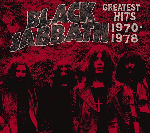 Black Sabbath Greatest Hits 1970 78