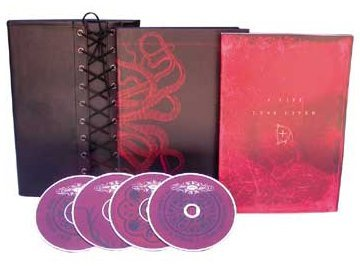 Life Less Lived The Gothic Box Life Less Lived The Gothic Box 3 CD Set 1 DVD