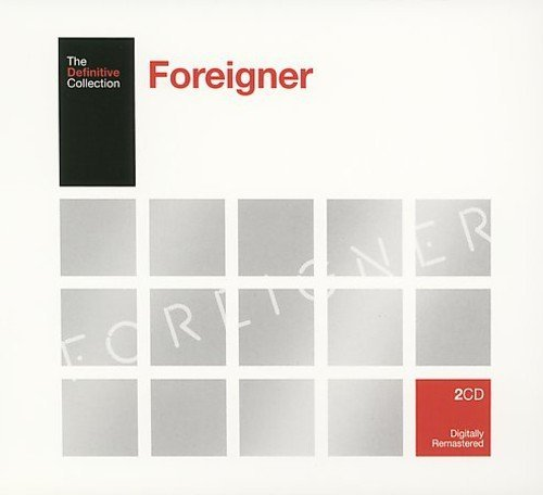 Foreigner Definitive Collection 2 CD Set