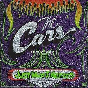 Cars Just What I Needed Cars Antho 2 CD Set