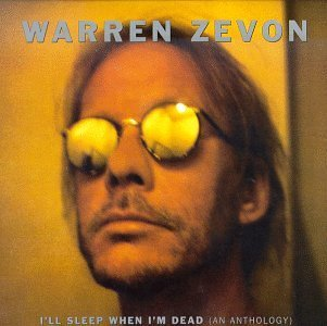 Warren Zevon I'll Sleep When I'm Dead 2 CD Set
