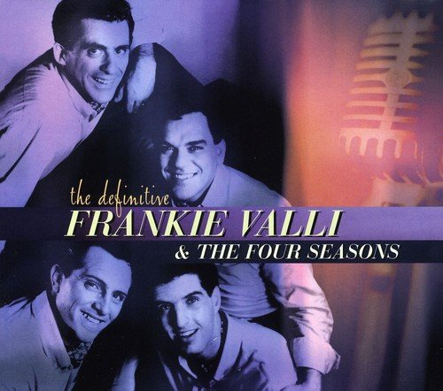 Frankie Valli & The Four Seasons Definitive Import Gbr