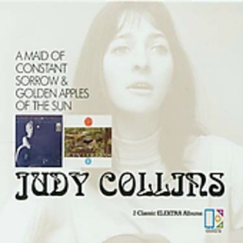 Judy Collins Maid Of Constant Golden Import Gbr