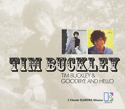 Tim Buckley Tim Buckley Goodbye & Hello Import Gbr